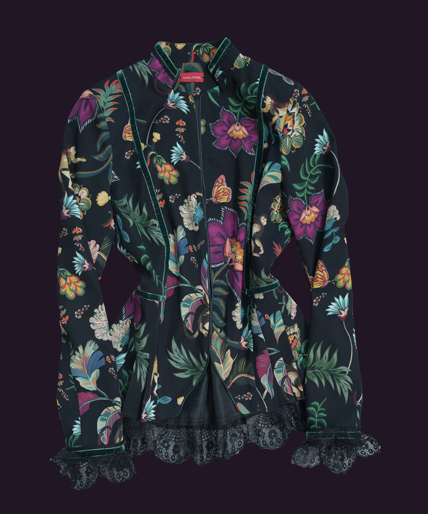 DESIGNER JACKET Tropical